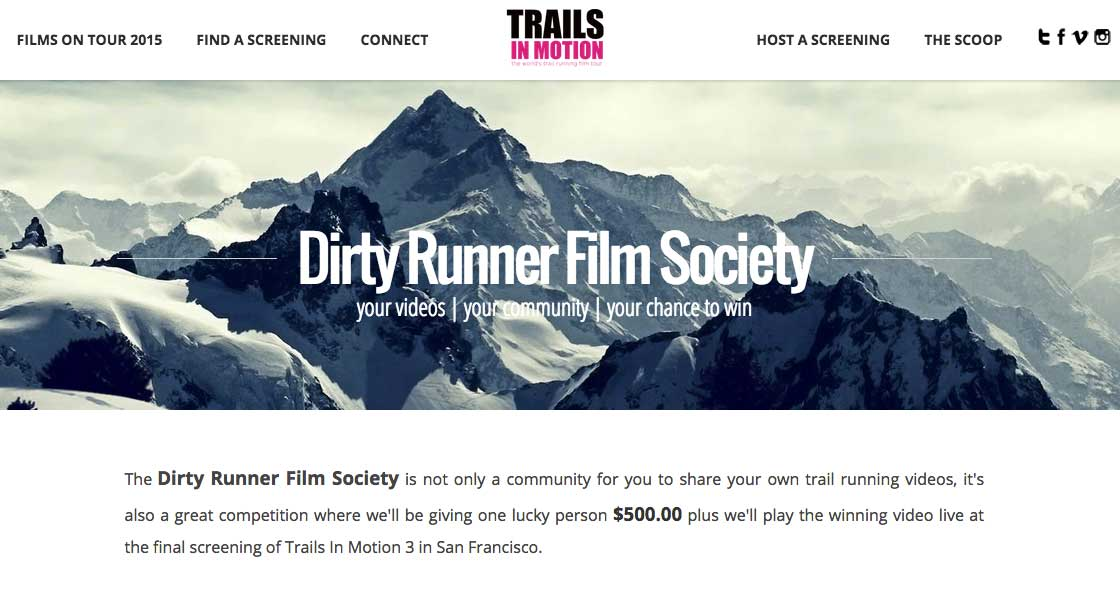 Dirty Runner Film Society